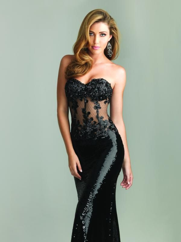 Formal Dress 6611 Hills In Hollywood